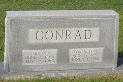 Flossie <i>Luper</i> Conrad