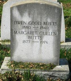 Margaret <i>Cullen</i> Butts
