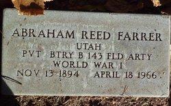 Abraham Reed Farrer