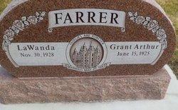 Grant Arthur Farrer