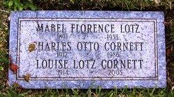 Mabel Louise <i>Lotz</i> Cornett