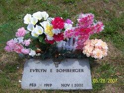 Evelyn Elvira <i>Robinson</i> Bomberger