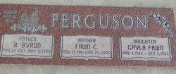 Robert Byron Ferguson