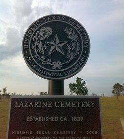 Lazarine Cemetery