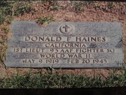 Donald Haines
