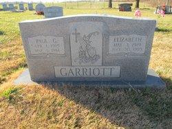 Paul G Garriott