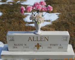Maxine Weymouth Allen