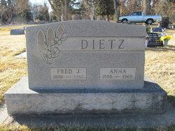 Anna Grace <i>Boxberger</i> Dietz