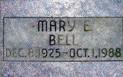 Mary E Bell