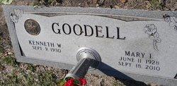 Mary Isabella <i>Worrall</i> Goodell