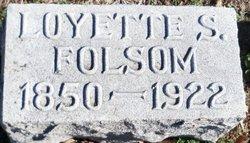 Loyette <i>Helton</i> Folsom