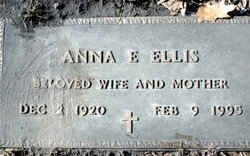 Anna E. Ellis