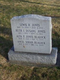 Alta Florence <i>Jones</i> Blalock