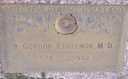 Dr Andrew Gordon Eddlemon