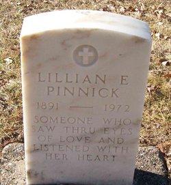 Lillian Elizabeth <i>Kelley</i> Pinnick