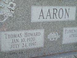 Thomas Howard Aaron