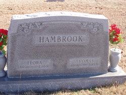 Flora <i>Patterson</i> Hambrook