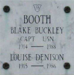 Capt Blake Buckley Booth