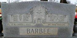 Bertha <i>Carter</i> Barbee