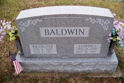 Florence <i>McKinney</i> Baldwin