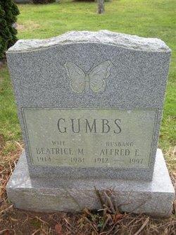 Beatrice M Gumbs