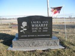 Laura Ann <i>Stefani</i> Wharff