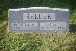 Alida B Beller