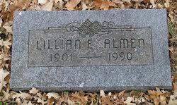 Lillian Ellen <i>Thomas</i> Almen