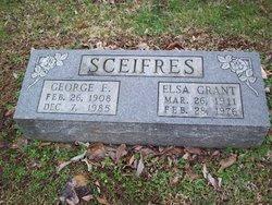 George Eugene Gene Sceifres
