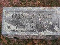 George W. Adair