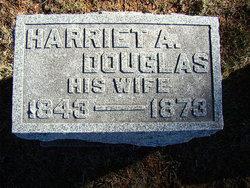 Harriet A <i>Hanna</i> Douglas