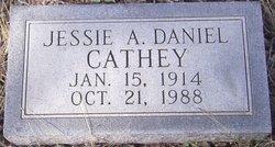 Jessie A <i>Daniel</i> Cathey