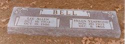 Helen Doris <i>Yearwood</i> Bell