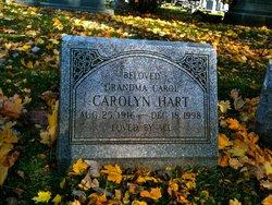Carolyn Estelle Gaga <i>Hart</i> Weitzenfeld