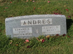 Rachel Ann Mickey <i>Ragan</i> Andres