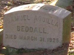 Samuel Aquilla Beddall