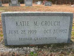 Katie <i>McCraw</i> Crouch