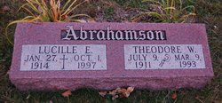 Theodore W. Abrahamson