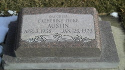 Catherine Lorraine Cathy <i>Duke</i> Austin