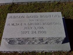 Judson David Bodiford