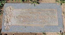 Catherine Audrella Cathy <i>Eppes</i> Hamilton