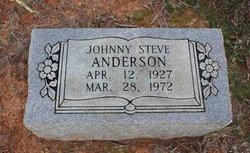 Johnny Steve Anderson