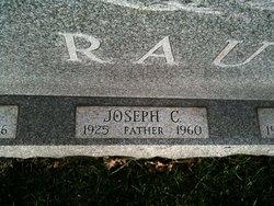 Joseph Conrad Rau