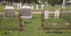 Mary T <i>Weaver</i> Watson