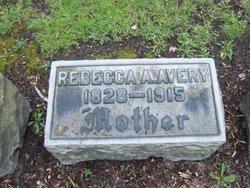 Rebecca A Avery