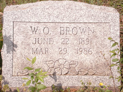 Walter Owen Brown