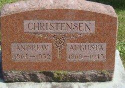 Augusta <i>Larsen</i> Christensen