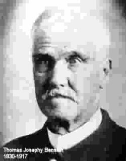 Pvt Thomas Joseph Benskin