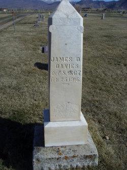 James D. Davis