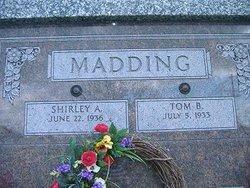 Shirley A. Madding